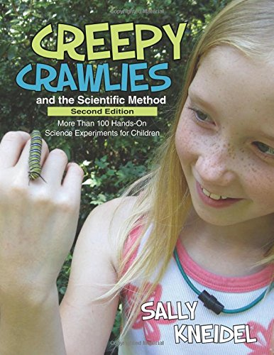 1 Image of Creepy Crawlies and the Scientific Method, Second Edition, from Amazon